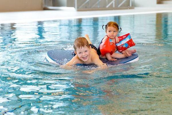 Bild von Kinderschwimmkurs 1 - Krebs (Kurs 400)